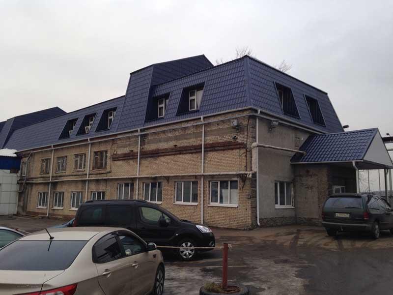 Замена кровельного покрытия в Дзержинском