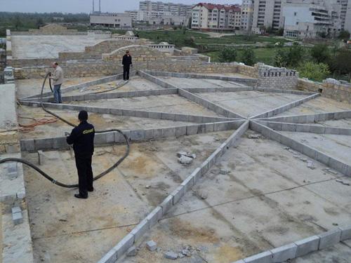 Разуклонка из керамзитобетона вес ростов на дону завод бетон